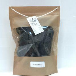 Organic Sweet Kelp (saccharina lattisima),