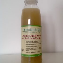 Chicken and poultry seaweed liquid tonic