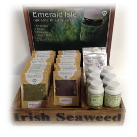 seaweed display package