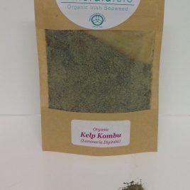 kombu kelp Laminaria digitata powder