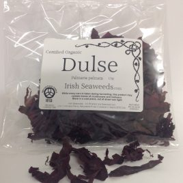 Irish Dulse Whole leaf Palmaria palmata