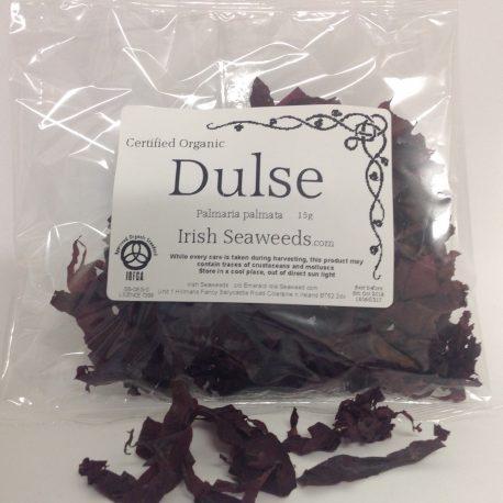 Irish Dulse Whole leaf Palmaria palmata