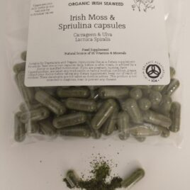 Irish Moss & Spirulina refill