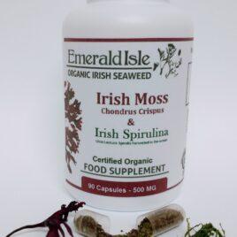 irish sea moss & spirulina